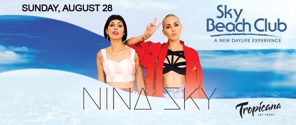 Sky Beach Club August 28